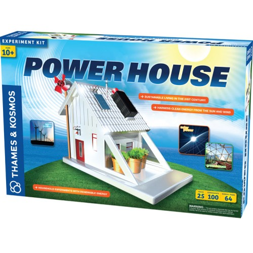 Power House Sustainable Living Science Kit