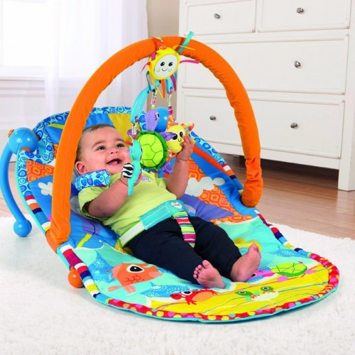 Lamaze Sit up & See Baby Activity Gym