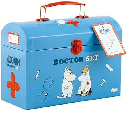 Moomin Doctor Set Barbo Toys